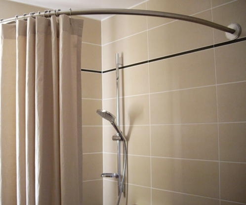Tringle galbobain - Systeme rideau de douche ...